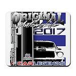 2017 Car Legends Mousepad