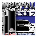 2017 Car Legends Square Car Magnet 3