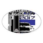 2017 Car Legends Sticker