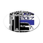 2017 Car Legends Decal Wall Sticker