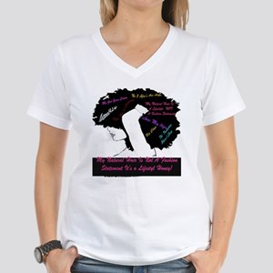 Natural Girl Color Head T-Shirt