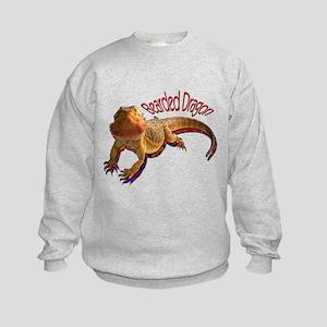 Bearded Dragon III Sweatshirt