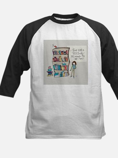 The Book Lover Baseball Jersey