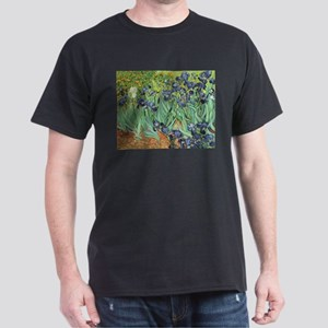 Irises by Van Gogh T-Shirt