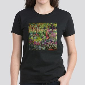 Iris Garden by Monet T-Shirt