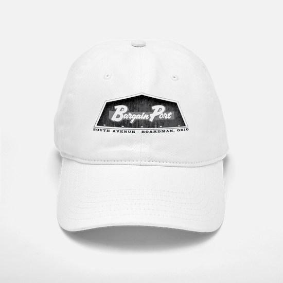 Bargain Port Baseball Baseball Cap