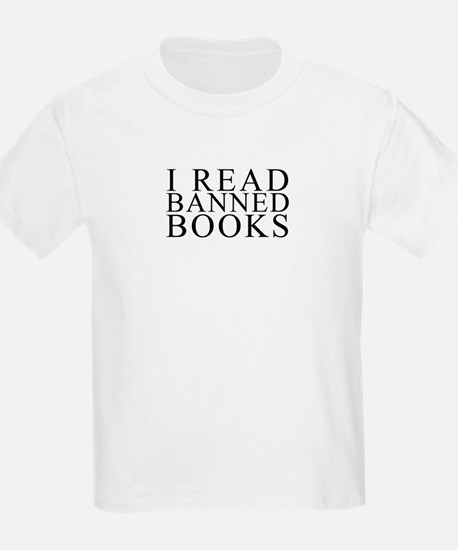 I READ BANNED BOOKS T-Shirt