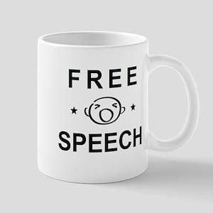 FREE SPEECH Mugs