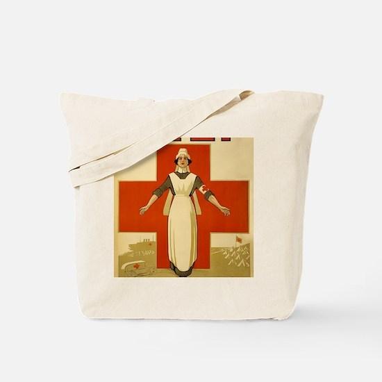 Unique Wartime Tote Bag