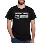 Against Donald Trump Assault Dark T-Shirt