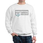 Against Donald Trump Assault Sweatshirt