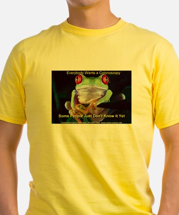 Everybody Wants a Cscope T-Shirt