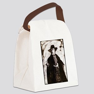 In the Mirror Canvas Lunch Bag