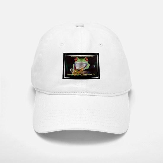 Colon Frog Lrg Baseball Baseball Cap