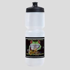 Colon Frog Lrg Sports Bottle