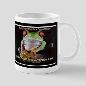 Colon Frog Lrg Mugs