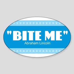 Lincoln Quotes - Sticker