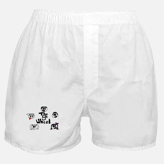 The 5th Wheel Group Photo Boxer Shorts