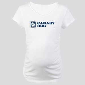 CANARY DOG Maternity T-Shirt