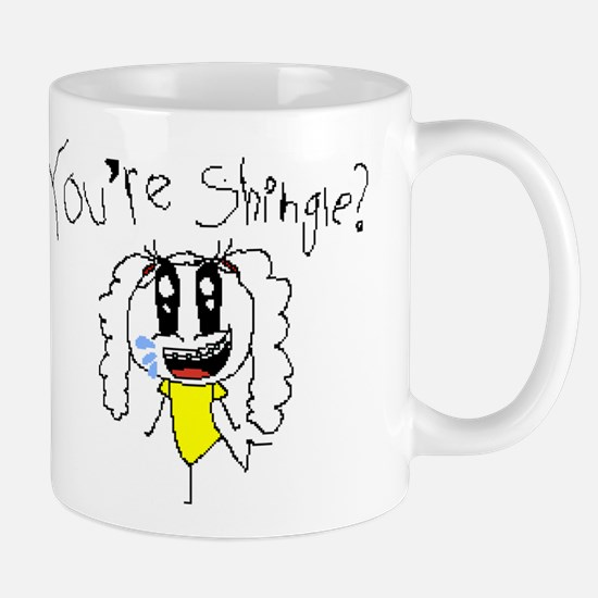 You're Shingle Mugs