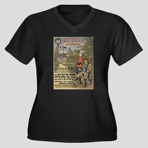 Vintage poster - Russia WWI Plus Size T-Shirt
