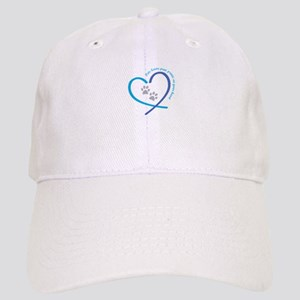 pets leave paw prints on your heart Cap