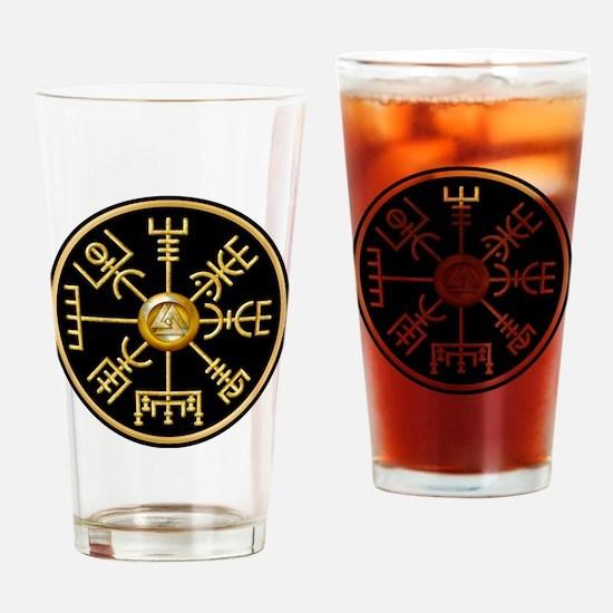 Unique Sigil Drinking Glass