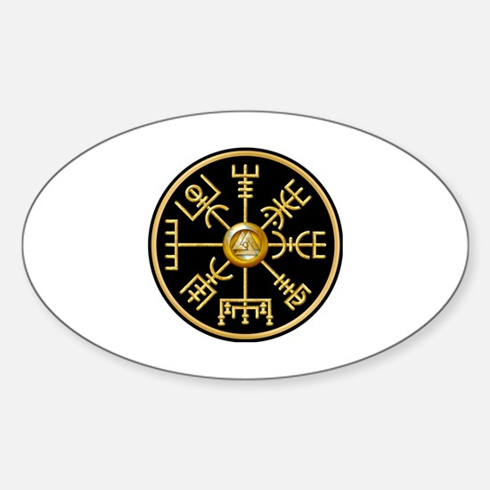 Cute Sigil Sticker (Oval)