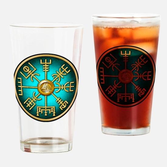 Cool Sigil Drinking Glass