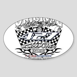 427 car badge Sticker