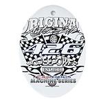 426 car badge Oval Ornament