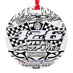 426 car badge Round Ornament