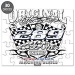 289 car badge Puzzle