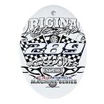 289 car badge Oval Ornament