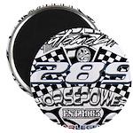 289 car badge Magnets