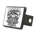 289 car badge Rectangular Hitch Cover