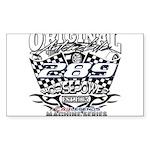 289 car badge Sticker