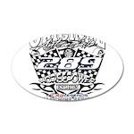 289 car badge Decal Wall Sticker