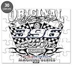 396 car badge Puzzle