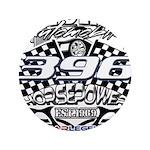 396 car badge Button