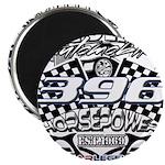 396 car badge Magnets