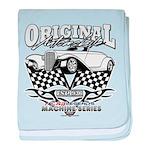Original Automobile Machines baby blanket