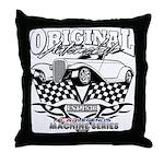 Original Automobile Machines Throw Pillow