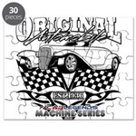 Original Automobile Machines Puzzle