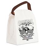 Original Automobile Machines Canvas Lunch Bag