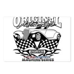Original Automobile Machines Postcards (Package of