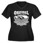 Original Automobile Machines Plus Size T-Shirt