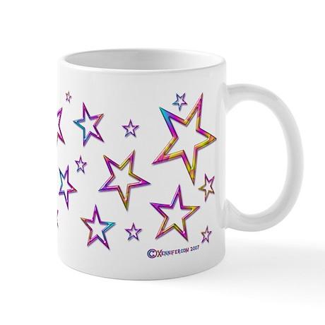 Rainbow Stars Xen Mug