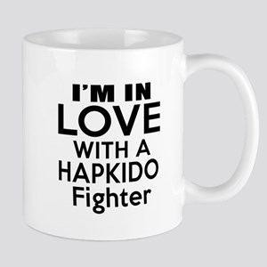 I Am In Love With Hapkido Fighter Mug