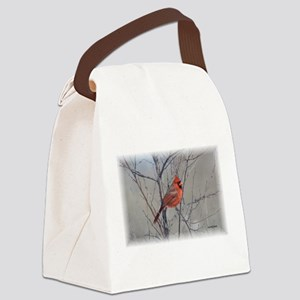 Cardinal 2 (signed)09 Canvas Lunch Bag